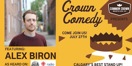 CROWN COMEDY tickets