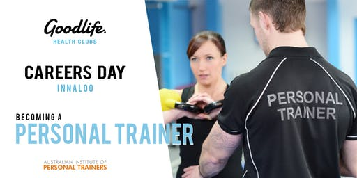 Careers Day - How to become a Personal Trainer