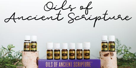 Coffee Time with the Oils of Ancient Scripture tickets