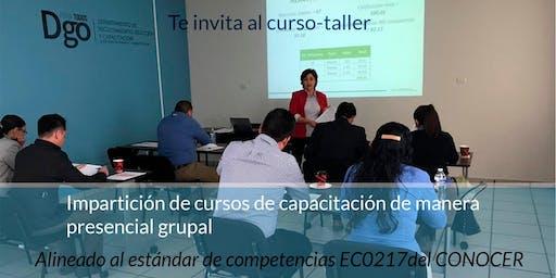 Copia de Curso Taller EC0217 Impartición de Cursos de Capacitación Julio 2019