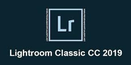 Adobe Lightroom Workshop - Introduction  tickets