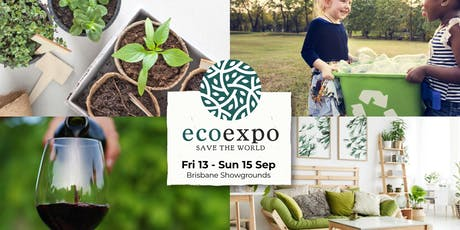 Brisbane Eco Expo 2019 tickets