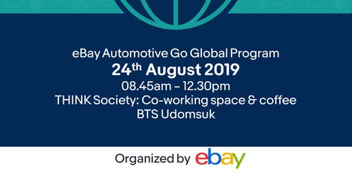 eBay Automotive Go Global Program