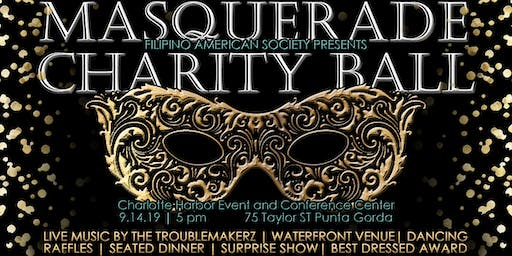 Masquerade Charity Ball
