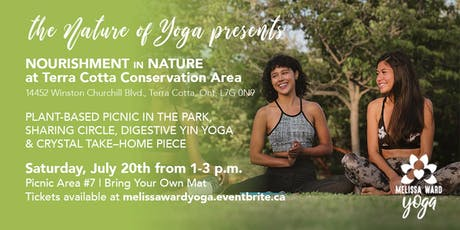 Nourishment in Nature: Yoga & Plant-Based Picnic in the Park tickets