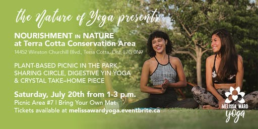 Nourishment in Nature: Yoga & Plant-Based Picnic in the Park