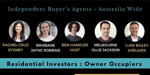 Property Panel 2019 SYD - Buyer's Agents