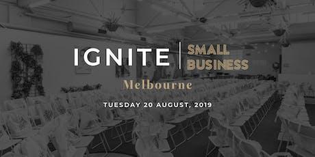 Ignite Small Business | Melbourne tickets