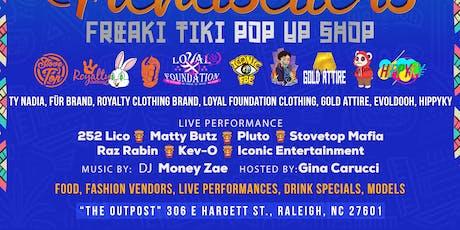 Trendsetters Freaki Tiki Pop Up Shop! tickets