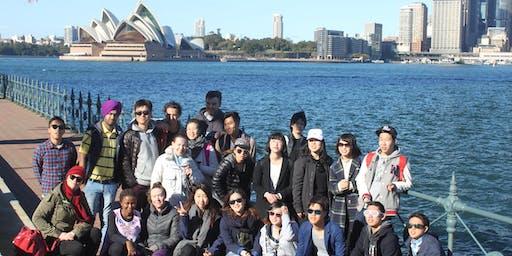 Holmesglen Rec Sydney and the Blue Mountains Trip 2019