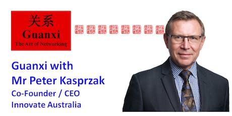 Guanxi with Mr Peter Kasprzak tickets