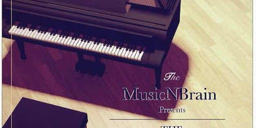 Music Recital San Mateo Public Library 9/1 Sun 2-4pm