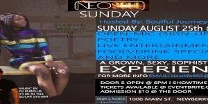 August Neo Soul Sunday