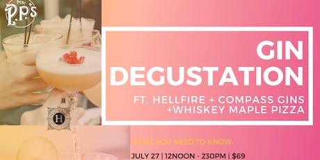 Mr PP's Gin Degustation Ft. Hellfire & Mt Compass Distilleries tickets