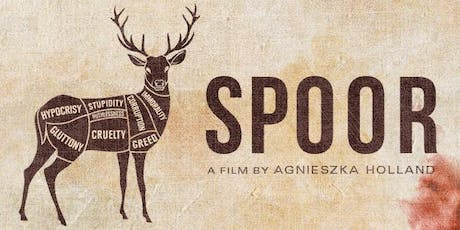 """Spoor"" movie screening & reception tickets"