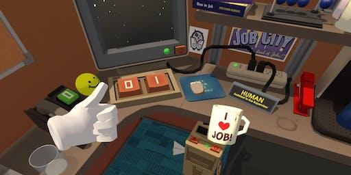 Virtual Reality - Job Simulator