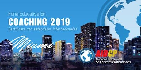 Feria Educativa En Coaching 2019 tickets