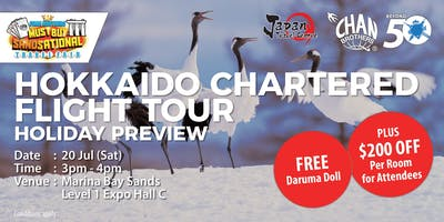 Hokkaido Chartered Flight Tour Holiday Preview