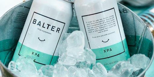 Balter Brewery Tasting