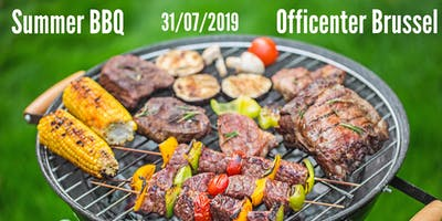 Customer Contact's Summer BBQ