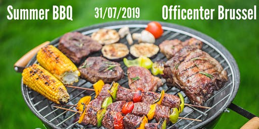 Customer Contact's Summer BBQ