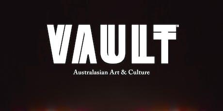 VAULT Magazine Launch Issue 27  tickets
