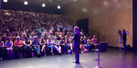 Townsville - Peter Williams Medium Live tickets