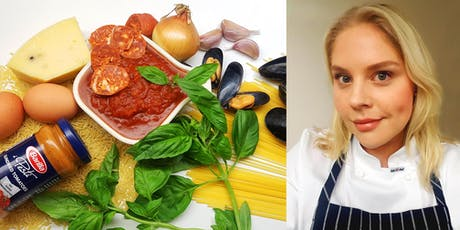 Masterclass with Abbey Rose, MasterChef Contestant 2019 tickets