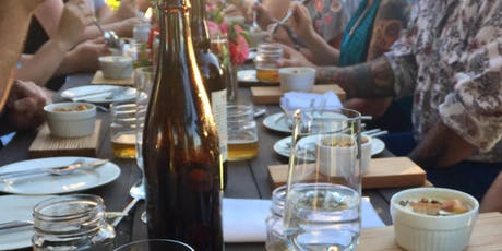 Epicurious Long Table Dinner Series- vol 1  tickets