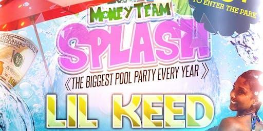 Money Team Splash Pool Party/ Lil' Keed Performing Live !!!