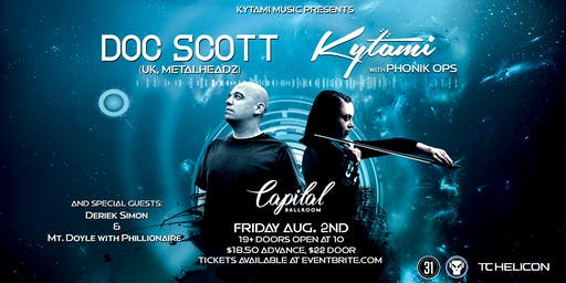 Doc Scott | Kytami