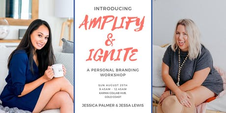 Amplify & Ignite Your Message - Branding Workshop tickets