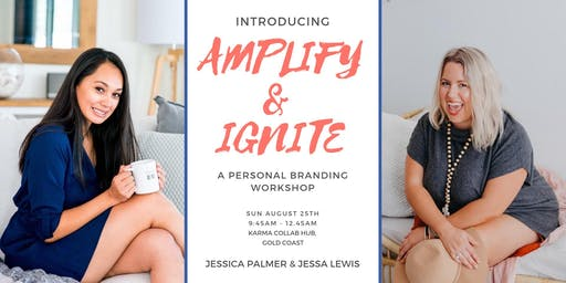 Amplify & Ignite Your Message - Branding Workshop