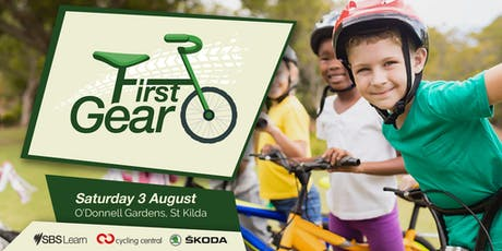 Free Cycling Family Day: SBS Learn & ŠKODA First Gear Melbourne tickets