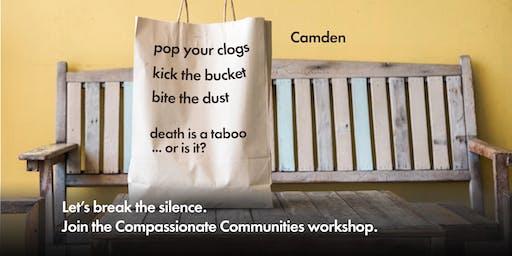 Compassionate Communities Workshop - Camden
