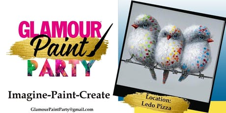 Friday Night  Paint Party Hosted By Glamour Paint Party tickets