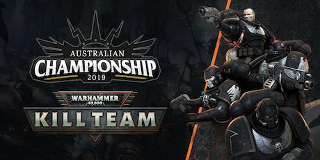Australian Kill Team Championship 2019 tickets