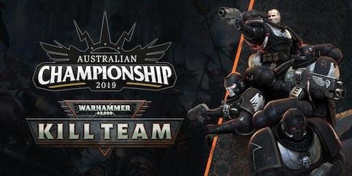 Australian Kill Team Championship 2019