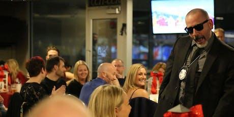The Dinner Detective Murder Mystery Dinner Show- Fayetteville, AR tickets
