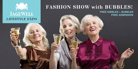Over 50 Lifestyle Expo - FASHION SHOW tickets