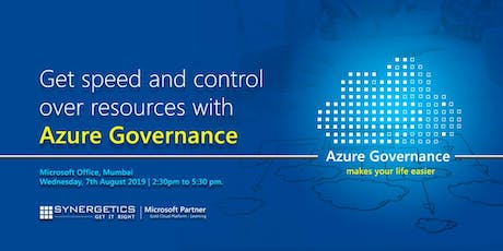 Get speed and control  over resources with  Azure Governance tickets