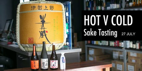 Hot V Cold Sake Tasting - Sakeshop Sydney tickets