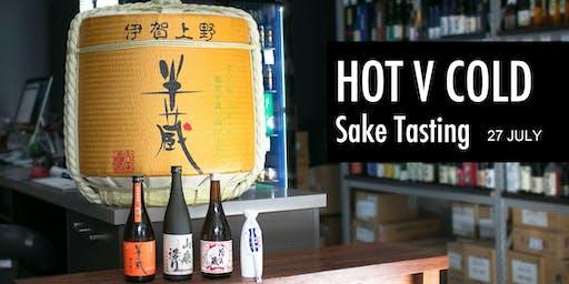 Hot V Cold Sake Tasting - Sakeshop Sydney