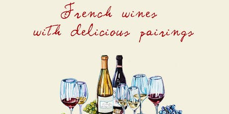 French Wine Appreciation tickets