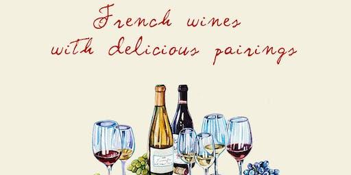 French Wine Appreciation