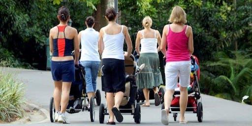 An ADF families event: Walk and talk, Darwin
