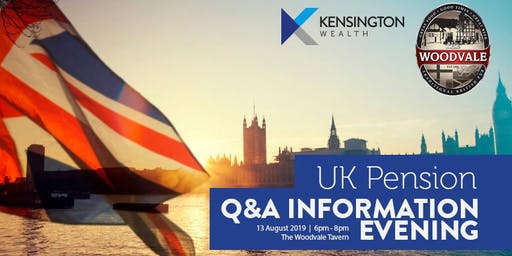 UK Pension Q&A Information Evening