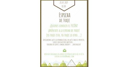 ESPICHA  PERMACULTURAL DE TRAJE