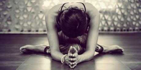 Emotional Release Yoga Workshop tickets
