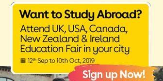 Want to Study Abroad? Attend UK, USA, Canada, New Zealand & Ireland Education Fair in  Kolkata